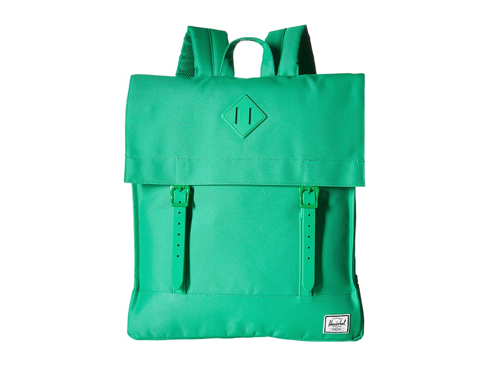 Herschel Supply Co. - Survey (Kelly Green) Backpack Bags