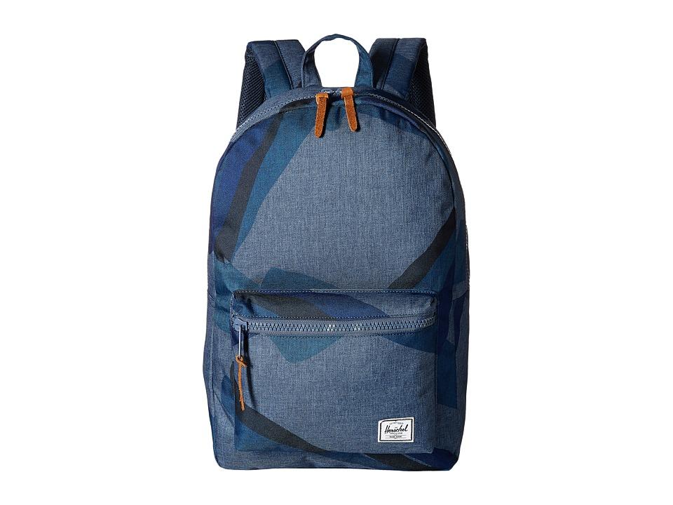 Herschel Supply Co. - Settlement (Navy Portal) Backpack Bags