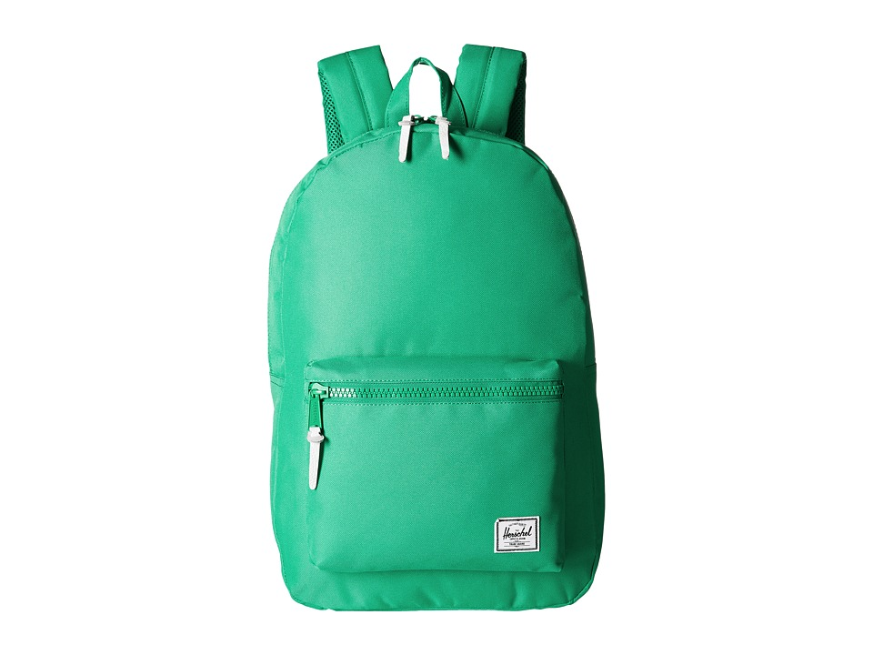 Herschel Supply Co. - Settlement (Kelly Green) Backpack Bags