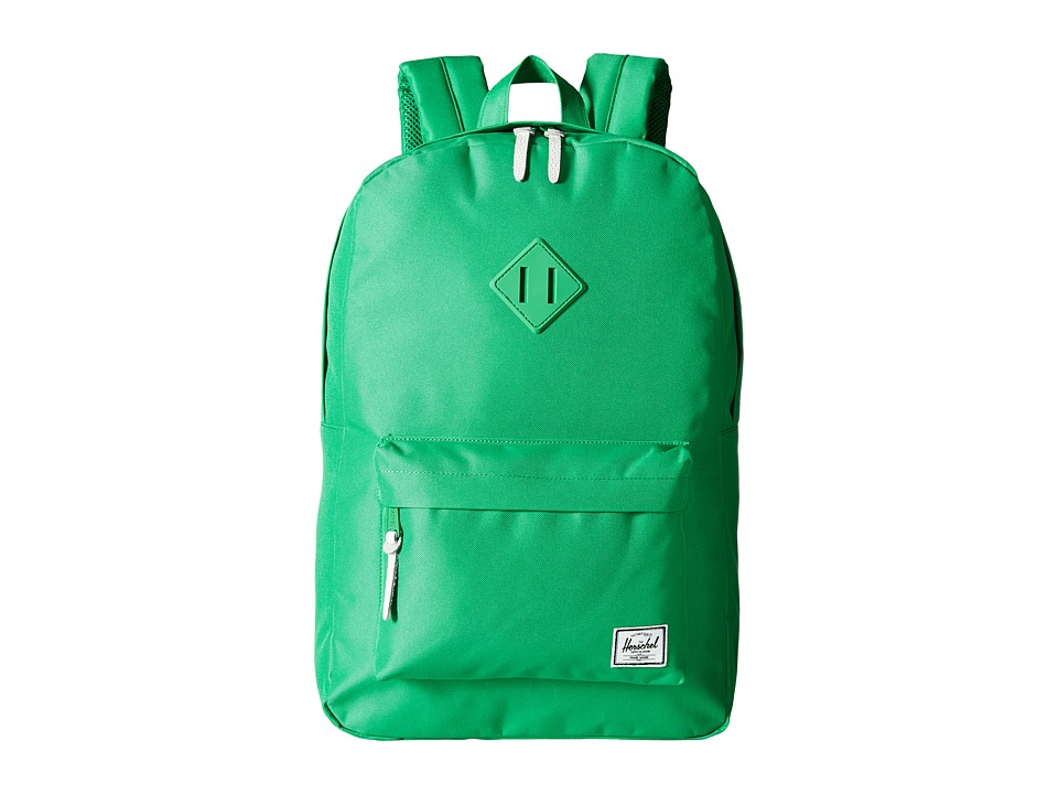 Herschel Supply Co. - Heritage (Kelly Green) Backpack Bags