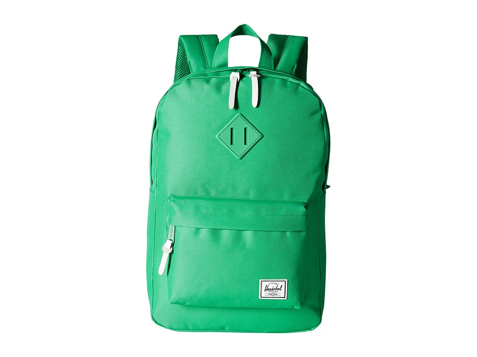 Herschel Supply Co. - Heritage Mid-Volume (Kelly Green) Backpack Bags