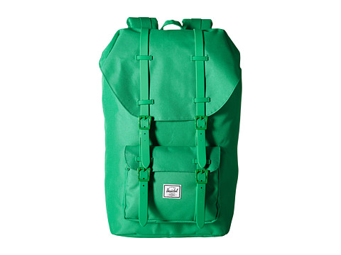 Herschel Supply Co. - Little America (Kelly Green) Backpack Bags