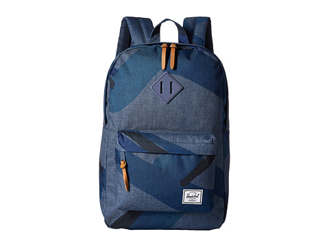 Herschel Supply Co. - Heritage Mid-Volume (Navy Portal) Backpack Bags