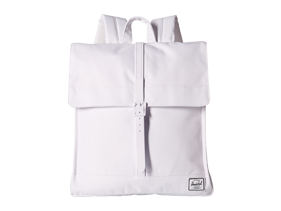 Herschel Supply Co. - City (White) Backpack Bags