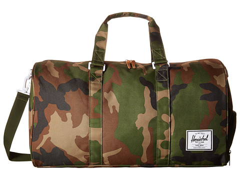 Herschel Supply Co. - Novel (Wcamo/Zip) Duffel Bags