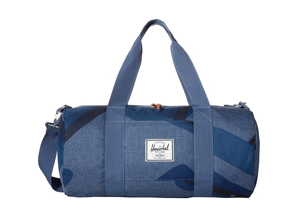 Herschel Supply Co. - Sutton Medium (Navy Portal) Duffel Bags