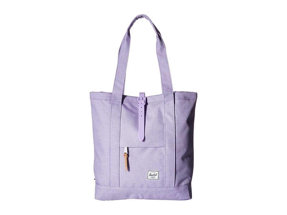 Herschel Supply Co. - Market (Lilac) Tote Handbags