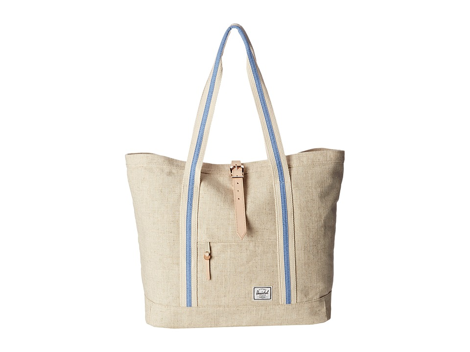 Herschel Supply Co. - Market XL (Natural 1) Tote Handbags