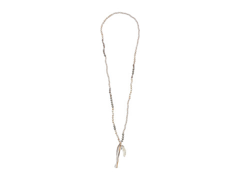 Chan Luu - 37 White Mix Necklace (White Mix) Necklace