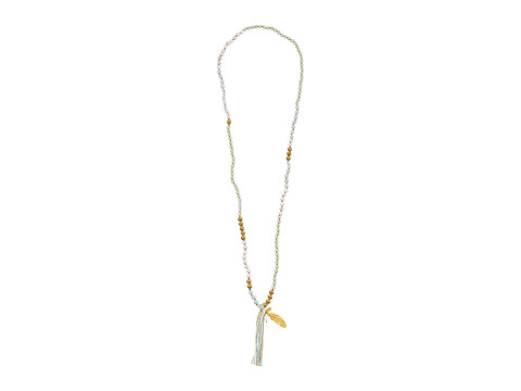 Chan Luu - 37 Pistachio Mix Necklace (Pistachio Mix) Necklace