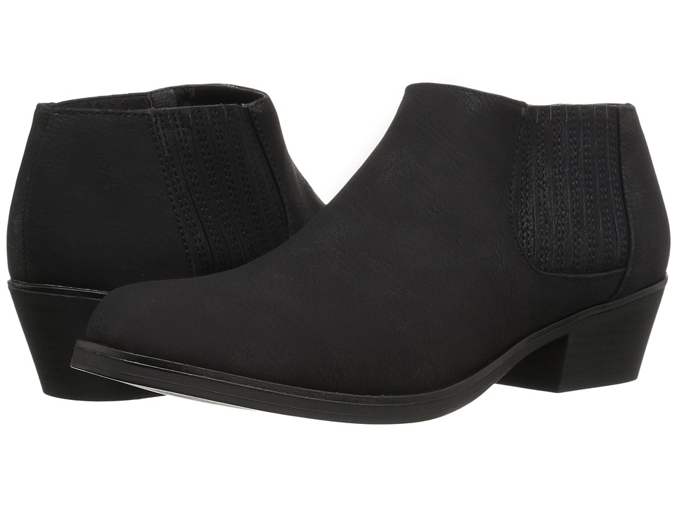 Esprit - Honest (Black Suede) Women's Shoes