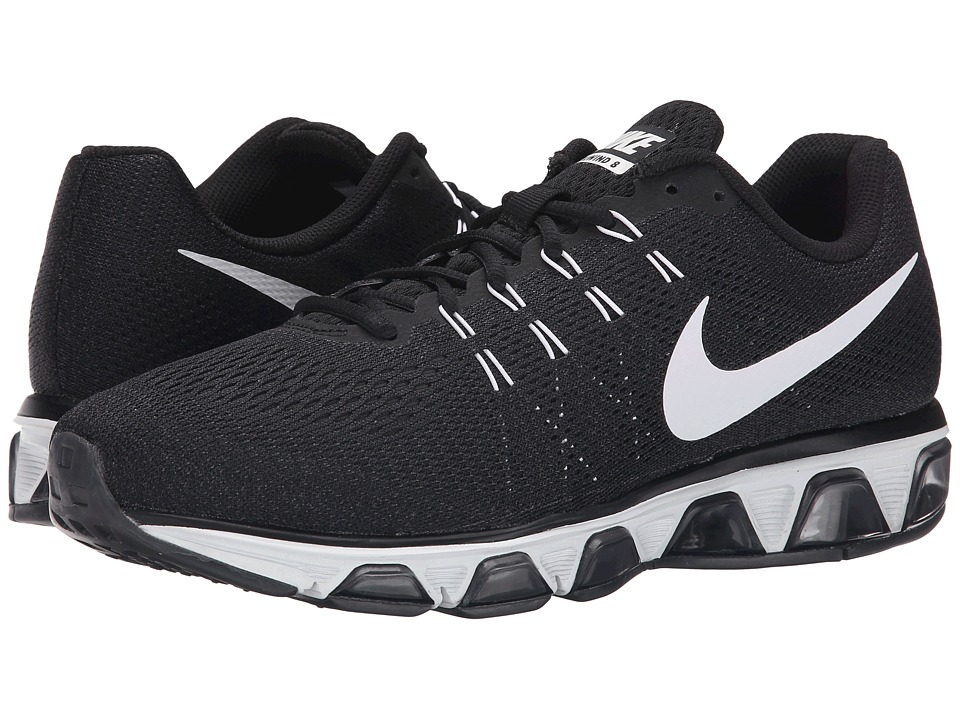 Nike - Air Max Tailwind 8 (Black/Anthracite/White) Men's Running Shoes