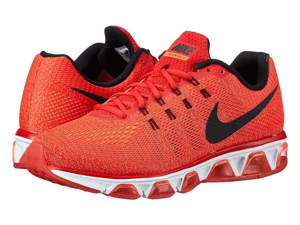 Nike - Air Max Tailwind 8 (University Red/Hyper Orange/White/Black) Men's Running Shoes