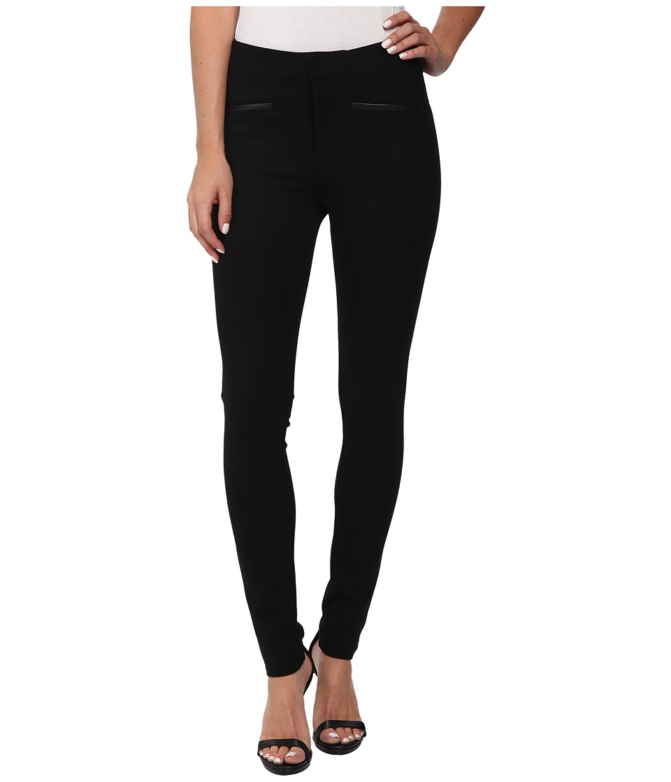 Paige - Rosalind Pants (Black) Women's Casual Pants