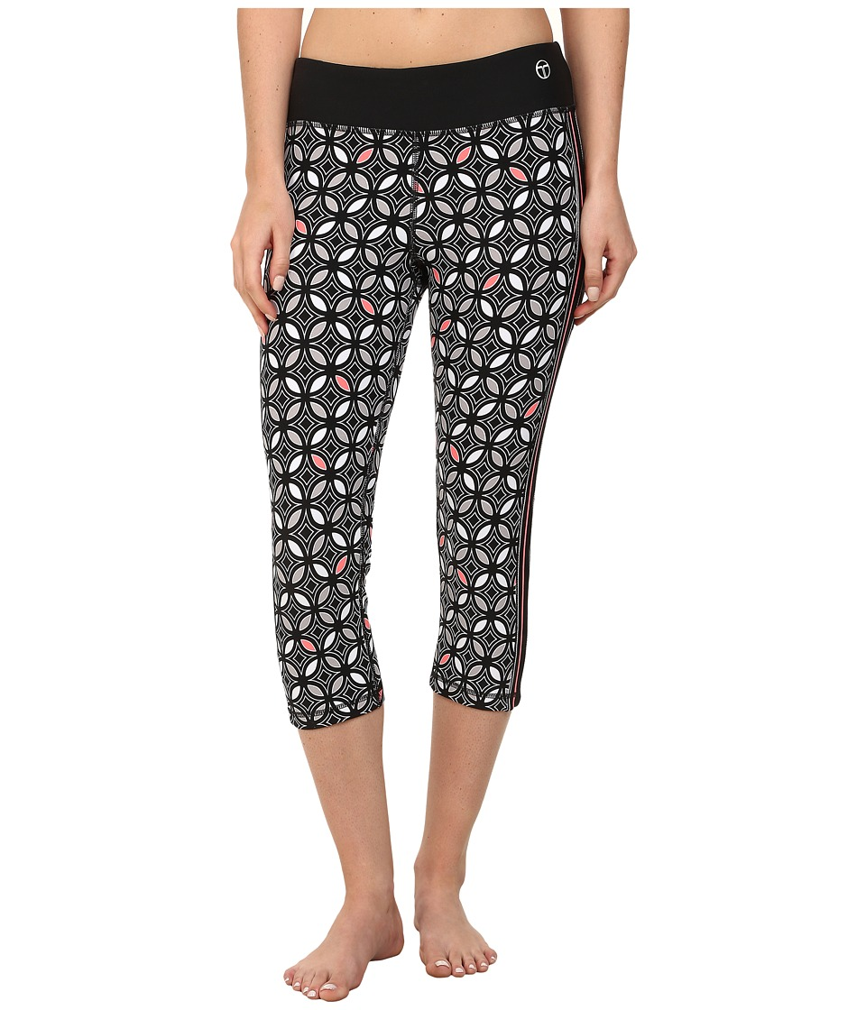 Trina Turk - Bal Harbour Mid-Length Leggings (Black) Women's Casual Pants