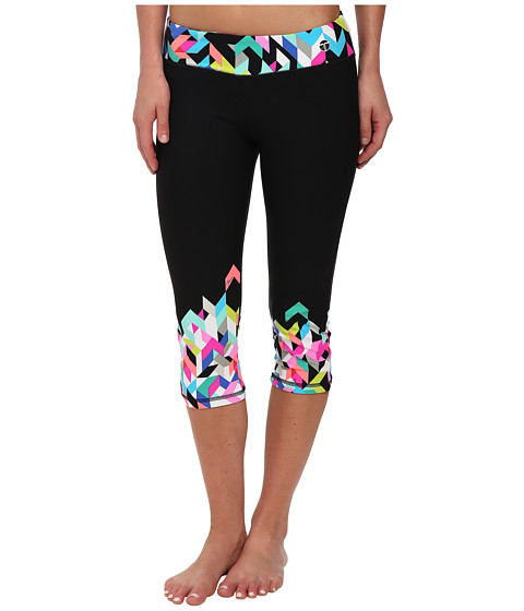 Trina Turk - Kaleidoscope Mid-Length Leggings (Multi) Women's Casual Pants