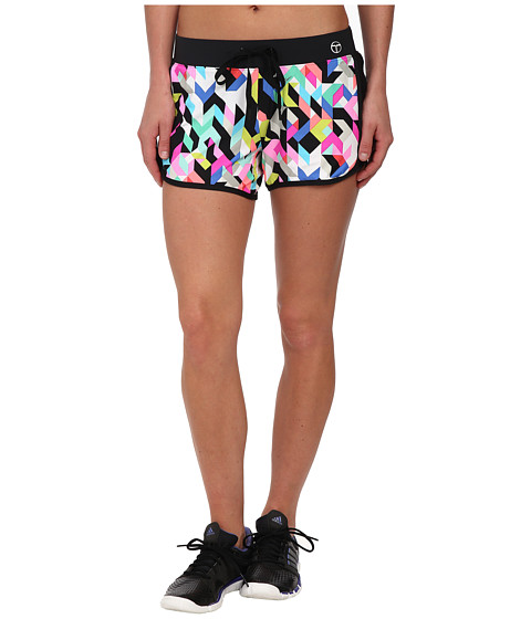 Trina Turk - Kaleidoscope Running Shorts (Multi) Women