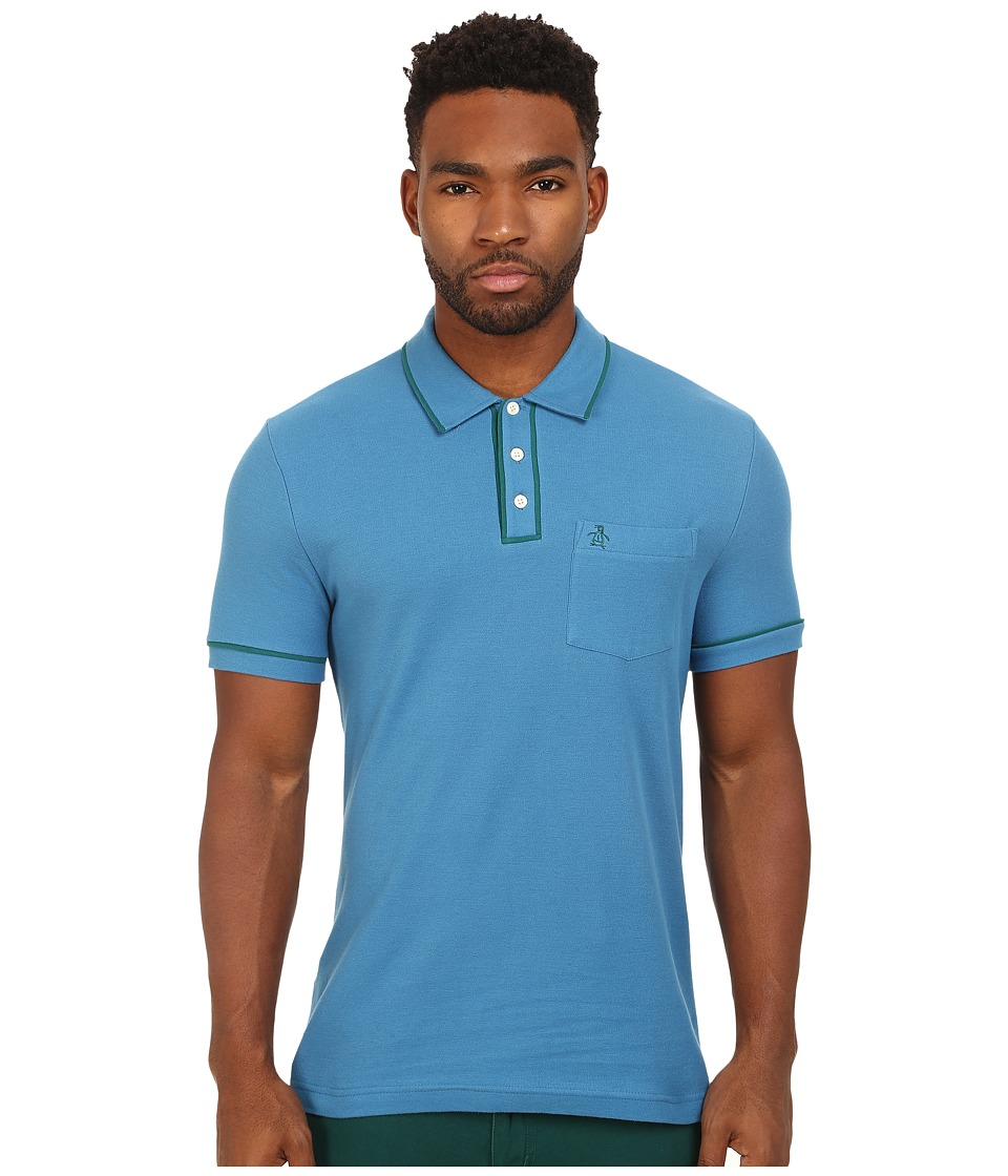Original Penguin - Earl Heritage (Vallarta Blue) Men