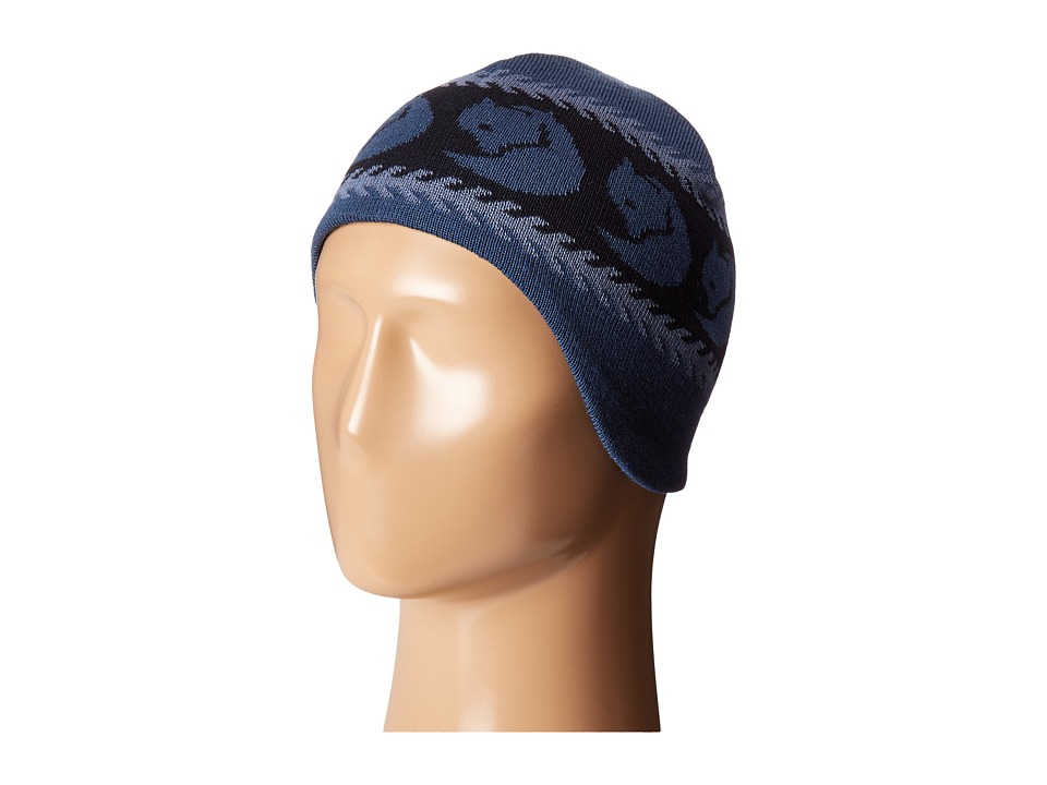 Fj llr ven Kids - Kids Knitted Hat (Blueberry) Knit Hats