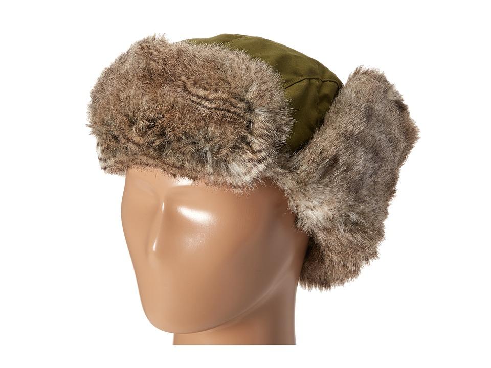 Fj llr ven Kids - Kids Sarek Heater (Avocado) Cold Weather Hats