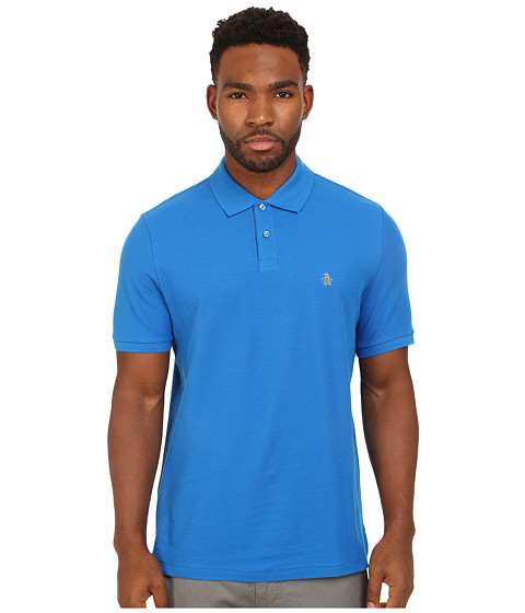 Original Penguin - Daddy-O Polo (Skydiver) Men's Short Sleeve Pullover
