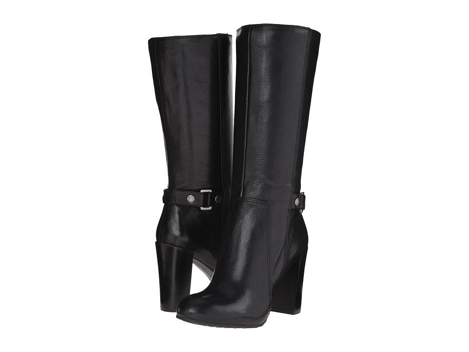 Nine West - Sebastien (Black Leather Zar) Women