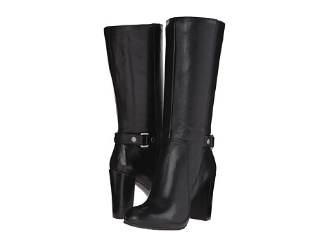 Nine West - Sebastien (Black Leather Zar) Women's Boots