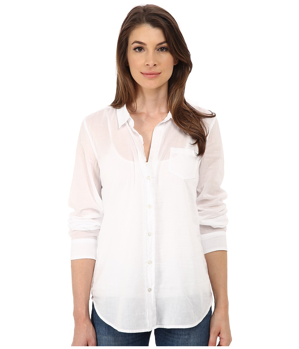 Lilly Pulitzer - Anna Maria Shirt (Resort White) Women