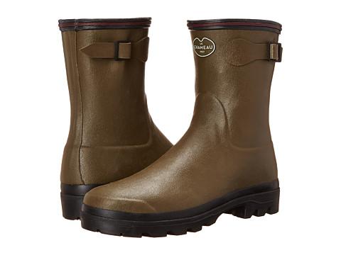 Le Chameau - Giverny Low (Vert Chameau) Women's Rain Boots