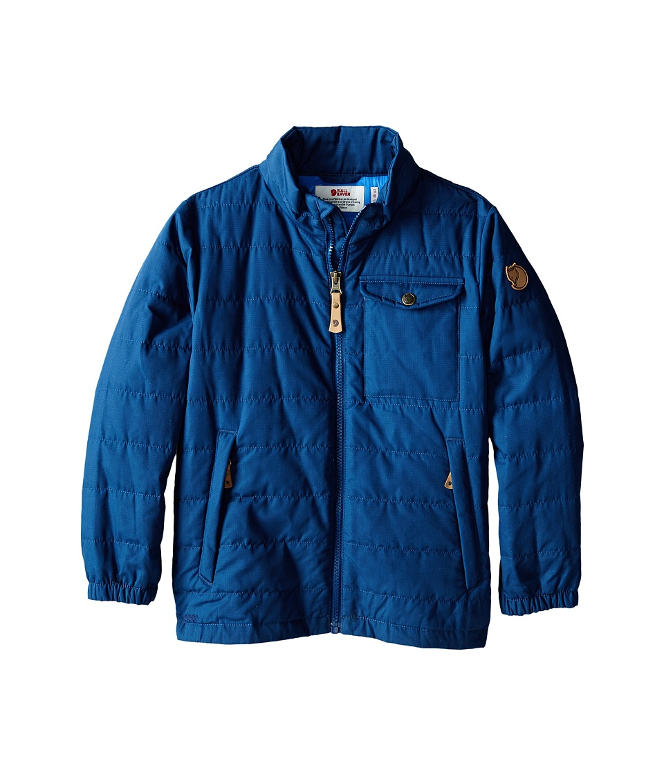 Fjallraven Kids - Kids Ovik Lite Jacket (Blueberry) Kid's Coat