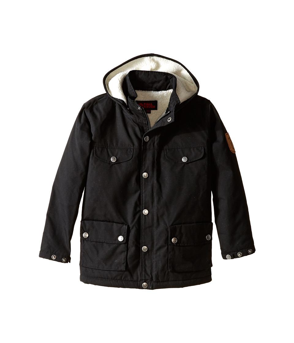 Fj llr ven Kids - Kids Greenland Winter Jacket (Black) Kid