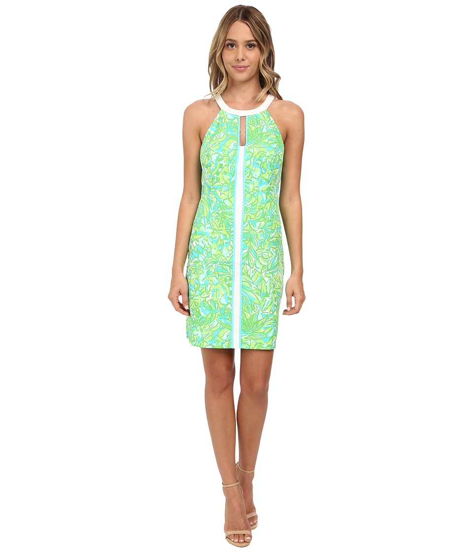 Lilly Pulitzer - Pearl Shift Dress (Fresh Citrus) Women's Dress