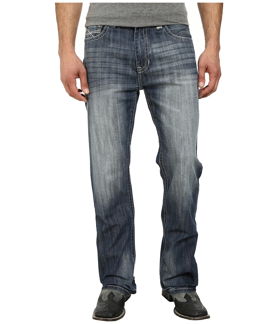 Rock and Roll Cowboy - Double Barrel Relax M0D3185 (Medium Vintage) Men's Jeans