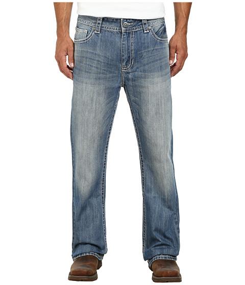 Rock and Roll Cowboy - Double Barrel Relax M0D3182 (Medium Vintage) Men's Jeans