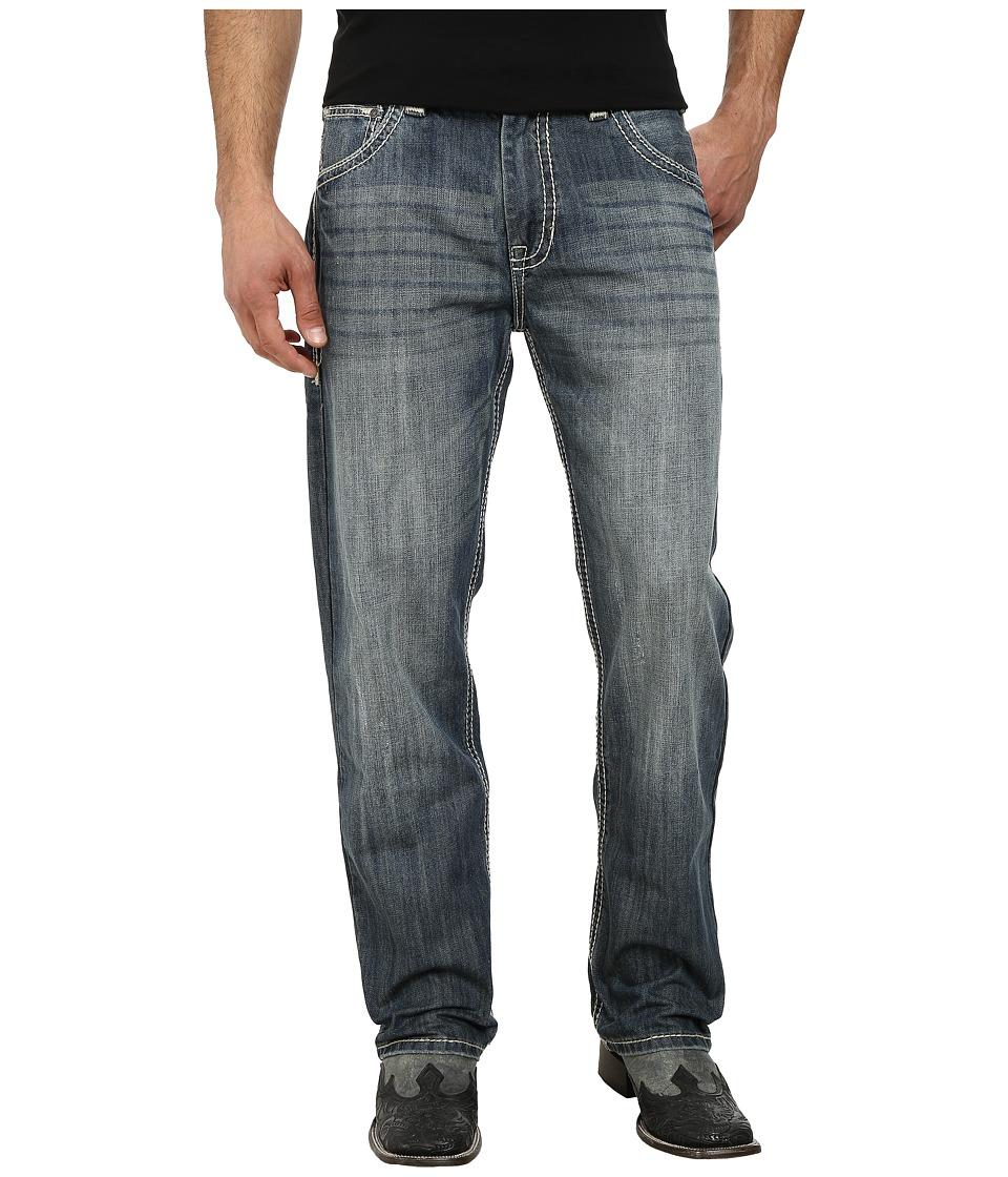 Rock and Roll Cowboy - Straight Leg Jeans M0T3194 (Medium Wash) Men's Jeans