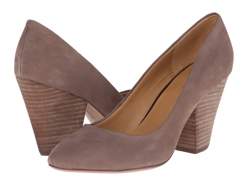 Nine West - Drummer (Taupe Nubuck) High Heels