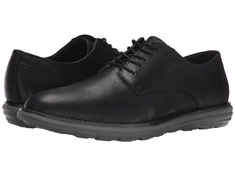 Dr. Scholl's - Harmon (Black) Men's Lace up casual Shoes