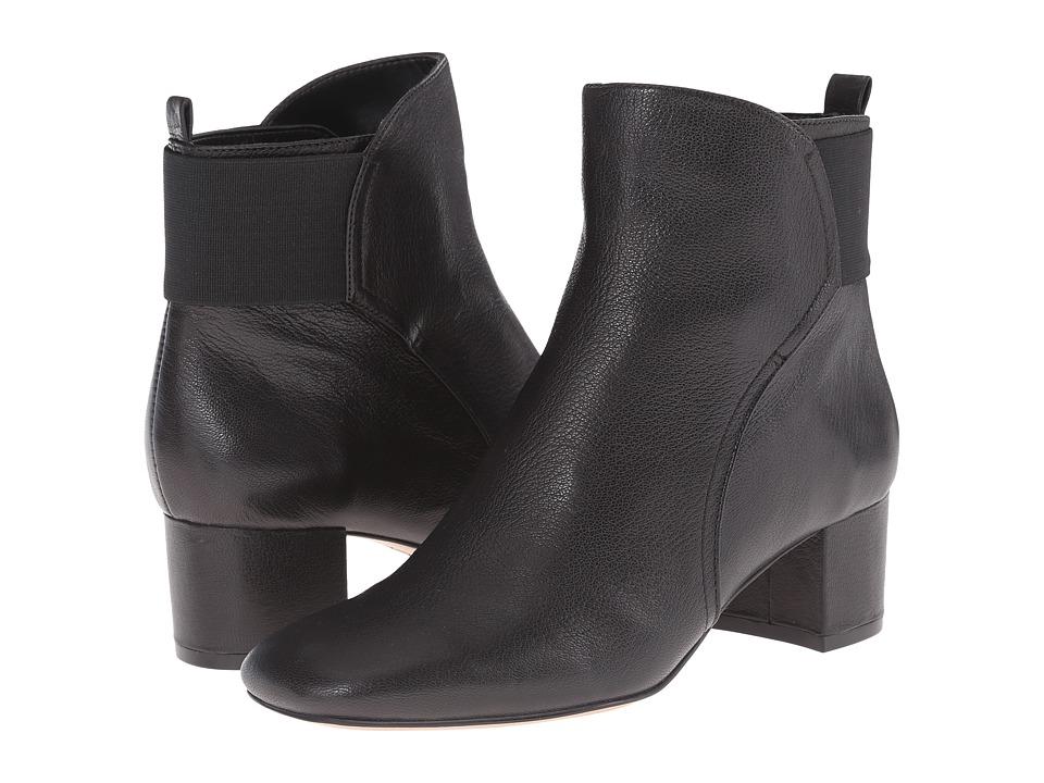 Nine West - Faceit (Black/Black Leather) Women