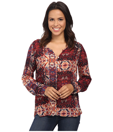 Sanctuary - Lara Blouse (Carpet Bagger) Women's Blouse