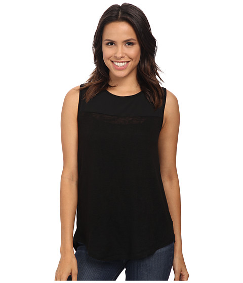 Sanctuary - Shell Tee (Onyx) Women