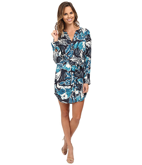 Sanctuary - City Shirtdress (Bloomsbury) Women's Dress