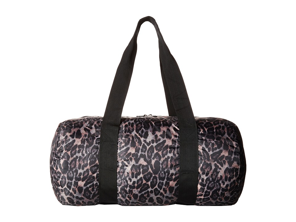 Herschel Supply Co. - Packable Duffle Bag (Leopard) Duffel Bags