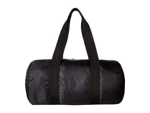 Herschel Supply Co. - Packable Duffle Bag (Black/Zip) Duffel Bags