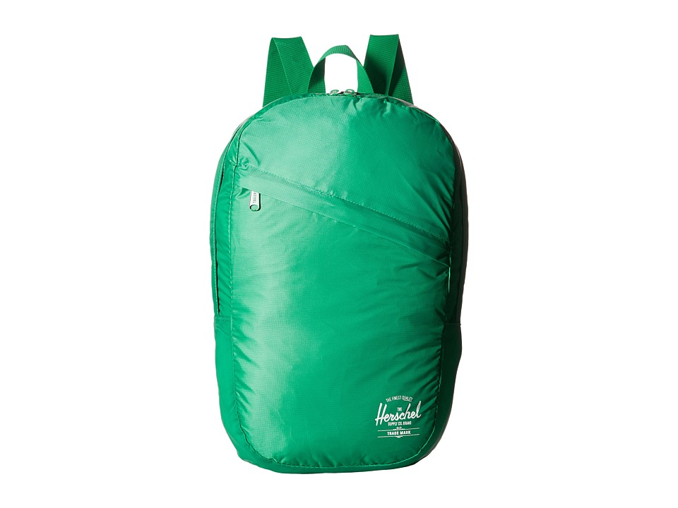Herschel Supply Co. - Packable Hiker (Kelly Green) Backpack Bags