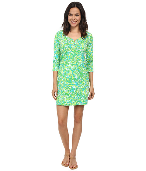 Lilly Pulitzer - Palmetto Dress (Fresh Citrus) Women's Dress