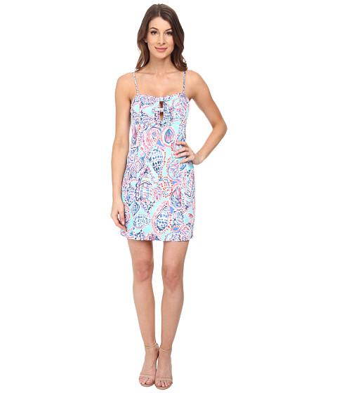 Lilly Pulitzer - Petra Dress (Multi Shell Me About It) Women