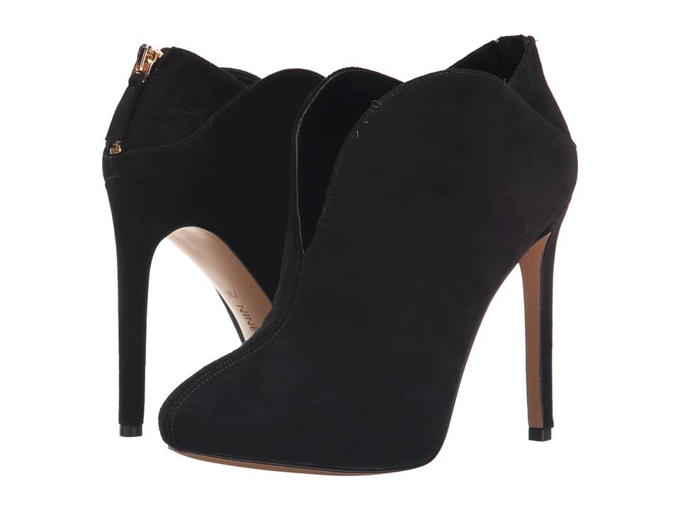 Nine West - Nero (Black Suede) High Heels