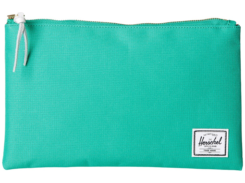 Herschel Supply Co. - Network M (Kelly Green) Backpack Bags