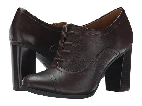 Nine West - Nostalgia (Brown Leather) High Heels