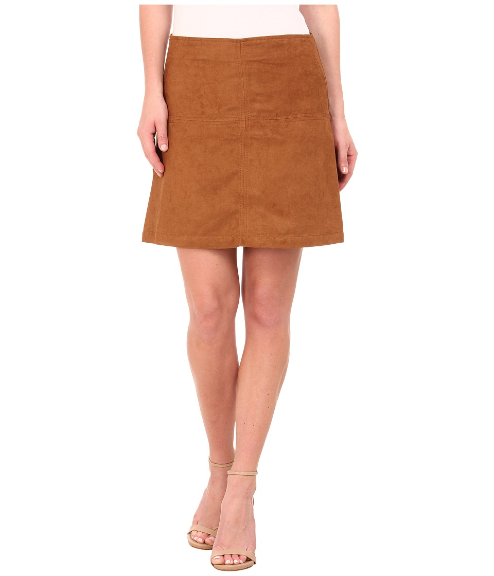 Sanctuary Easy Mod Skirt (Light Maple) Women